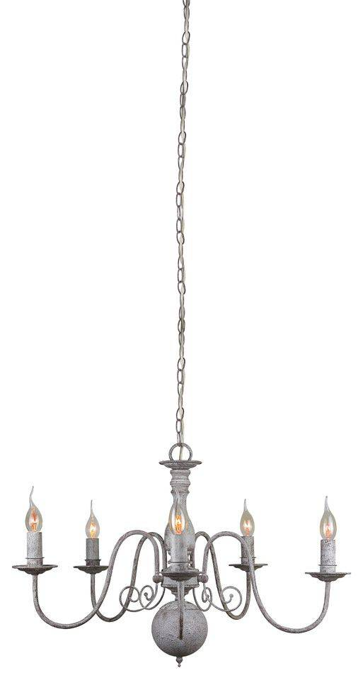Davidi Design Christina goedkope hanglamp Grijs Small