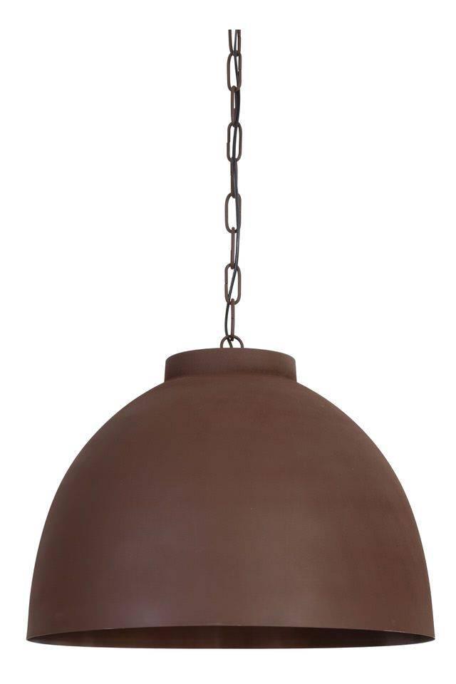 Davidi Design Kylie goedkope hanglamp Roest Large