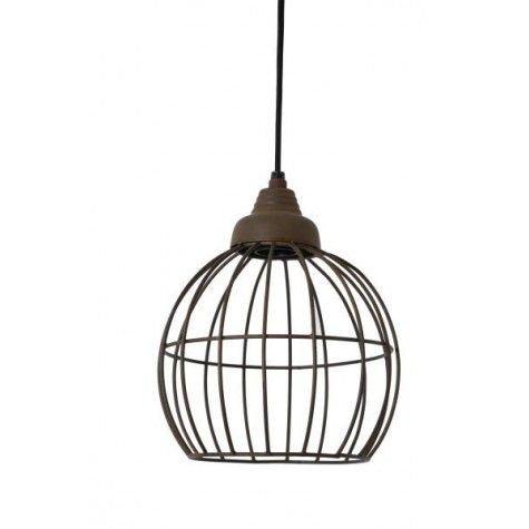 Davidi Design Benthe goedkope hanglamp Brons