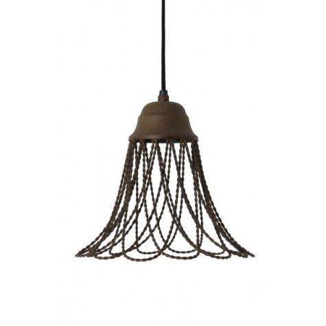 Davidi Design Beverly goedkope hanglamp Bruin