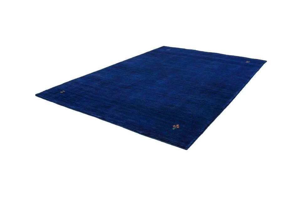 woonkamer Lalee Supreme Vloerkleed 80x150 Blauw