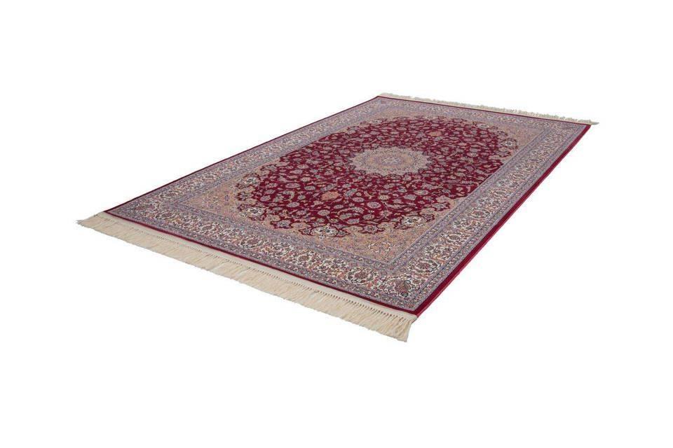 woonkamer Lalee Isfahan Vloerkleed 160x230 Rood 900