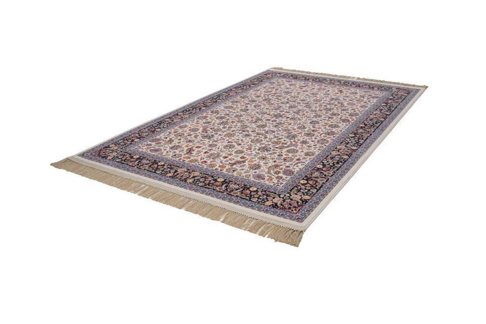 woonkamer Lalee Isfahan Vloerkleed 200x290 Ivory 902