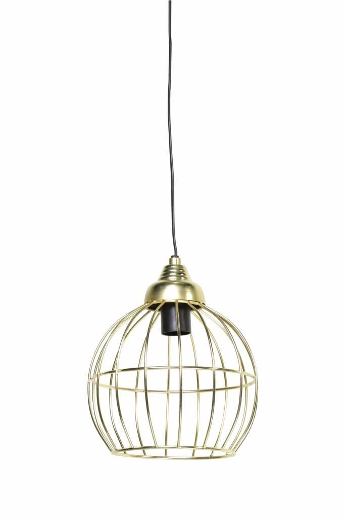 Davidi Design Benthe goedkope hanglamp Goud