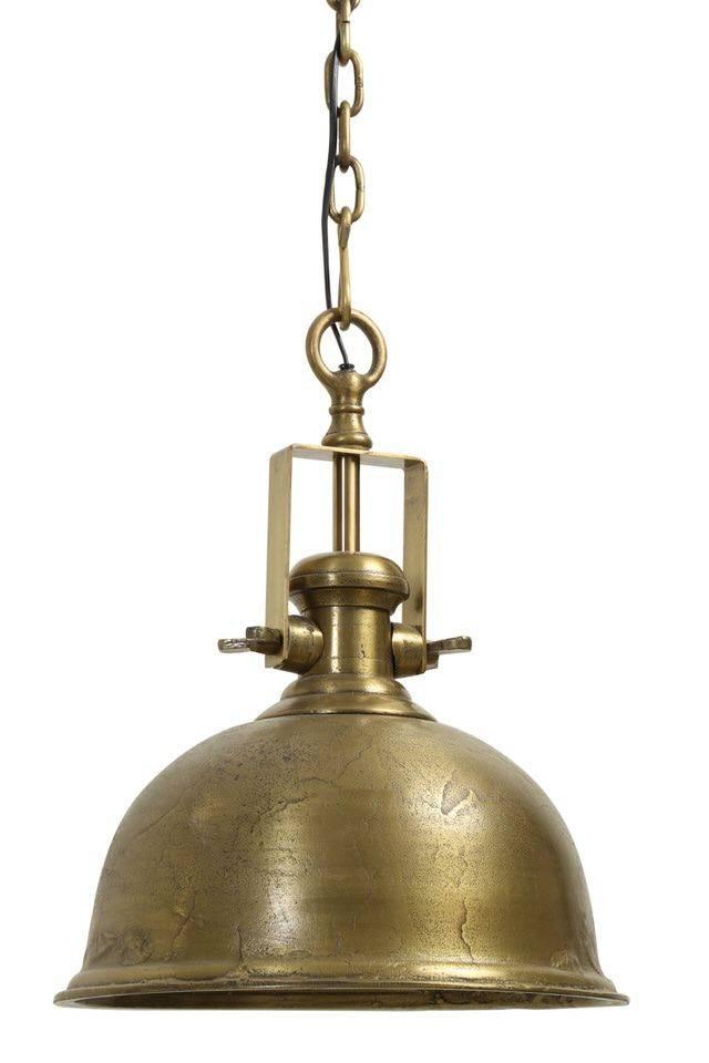 Davidi Design Kennedy goedkope hanglamp Small Brons