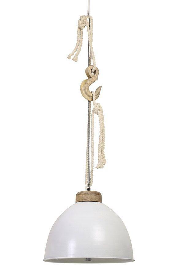 Davidi Design Melissa goedkope hanglamp Wit