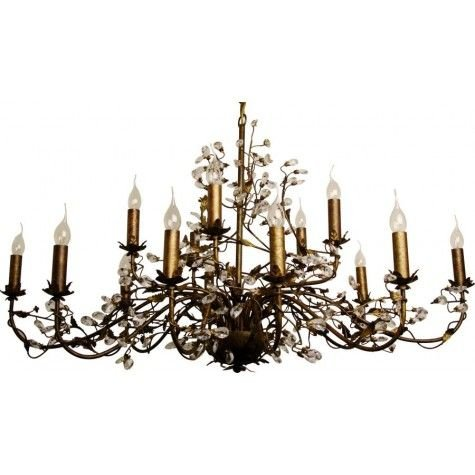 Davidi Design Evita goedkope hanglamp Bruin