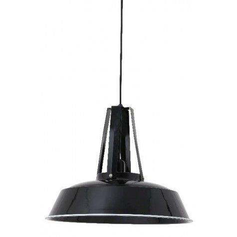 Davidi Design Inez goedkope hanglamp Zwart Large