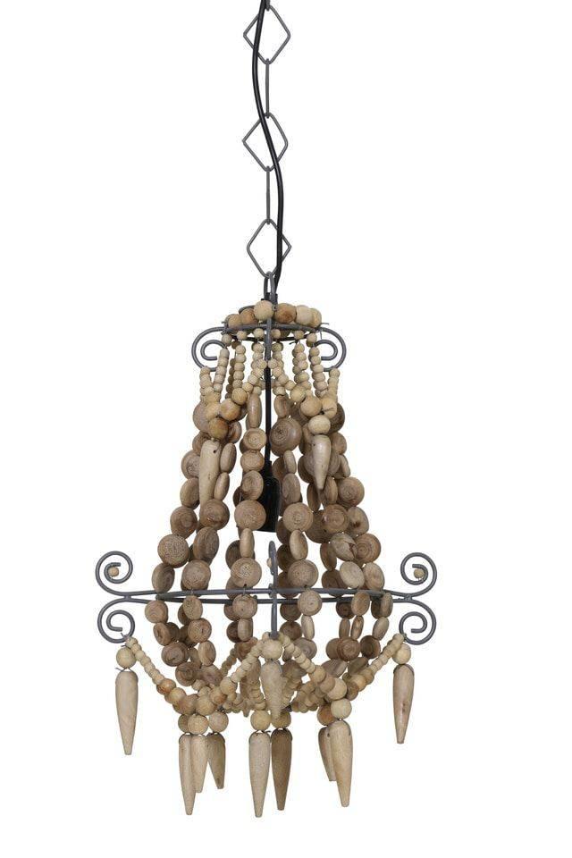Davidi Design Luca goedkope hanglamp Small Naturel