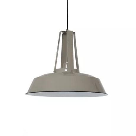 Davidi Design Inez goedkope hanglamp Greige Grijs Small