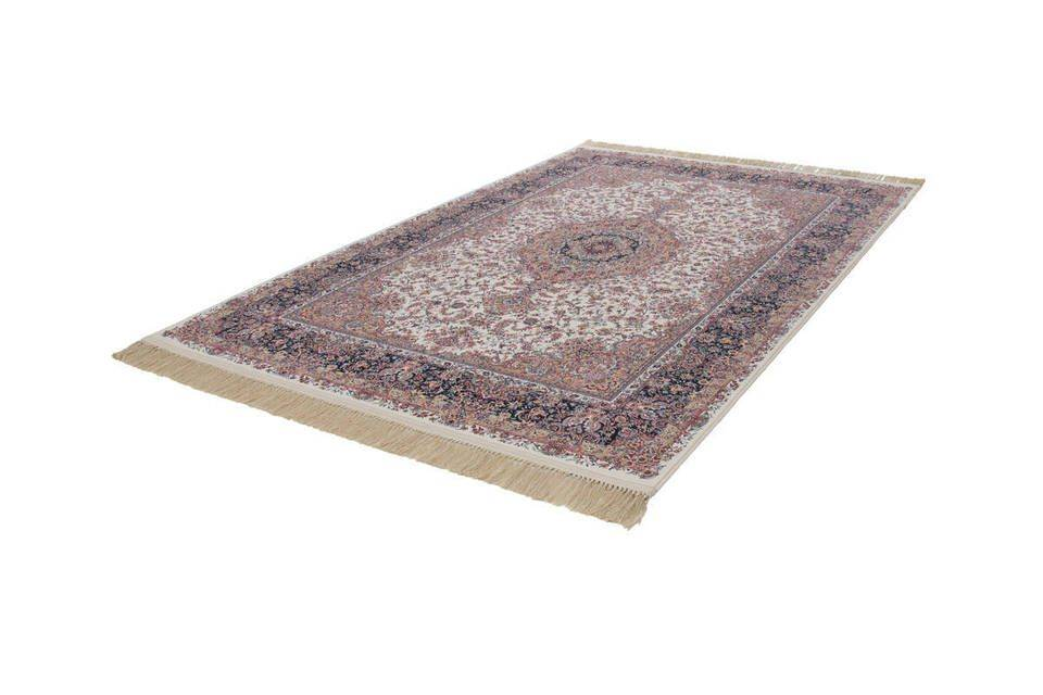 woonkamer Lalee Isfahan Vloerkleed 80x150 Ivory 901