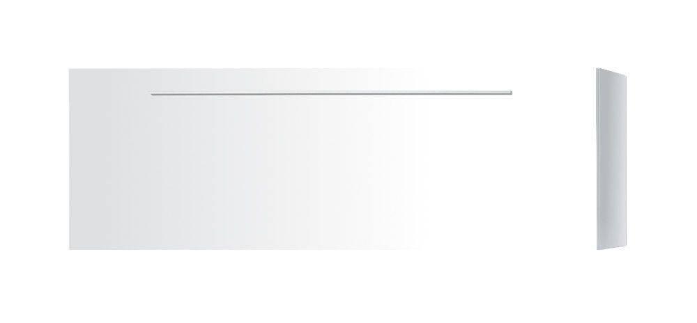 woonkamer Benvenuto Design Line Wandmeubel Onder Small HG Wit