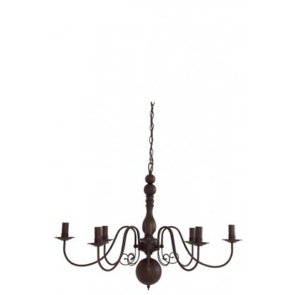 Davidi Design Christina goedkope hanglamp Roest Large