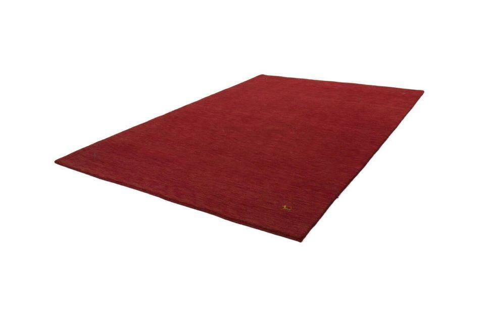 woonkamer Lalee Supreme Vloerkleed 80x150 Rood