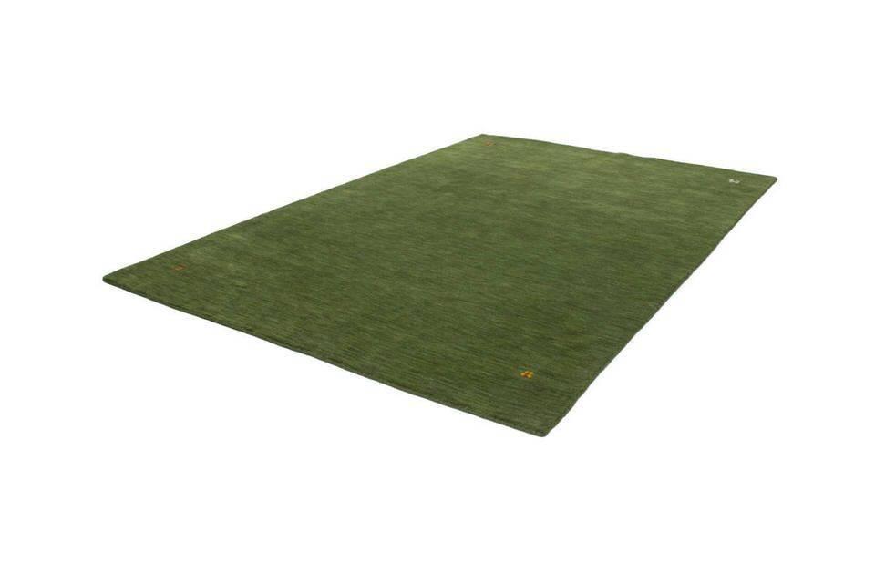 woonkamer Lalee Supreme Vloerkleed 80x150 Groen