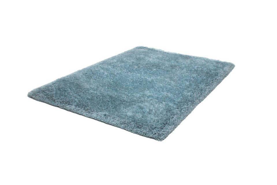 woonkamer Lalee Monaco Vloerkleed 80x150 Pastelblauw