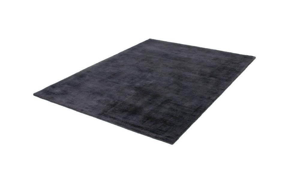 woonkamer Lalee Premium Vloerkleed 80x150 Grafiet