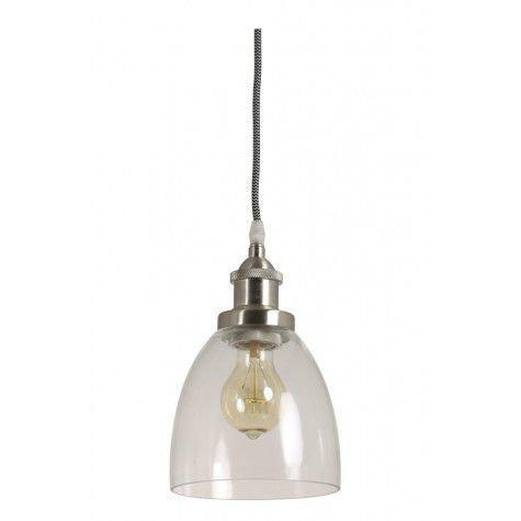LivLight Ivette goedkope hanglamp Zilver