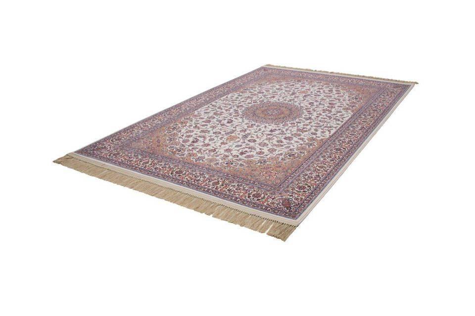 woonkamer Lalee Isfahan Vloerkleed 80x150 Ivory 900
