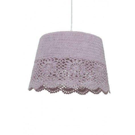 Davidi Design Knot goedkope hanglamp Roze