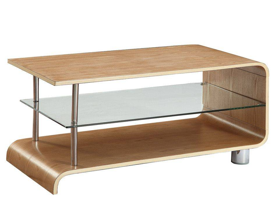 woonkamer Jual Furnishings Donna Salontafel Eiken