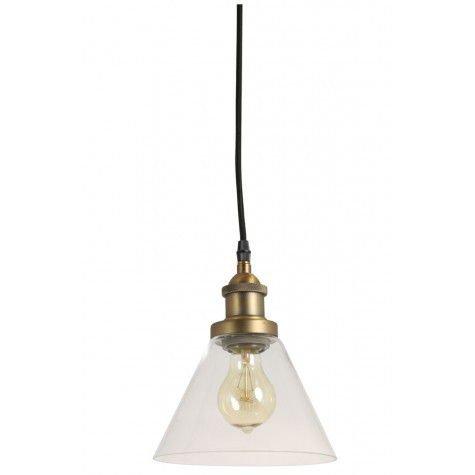 LivLight Hermine goedkope hanglamp Brons