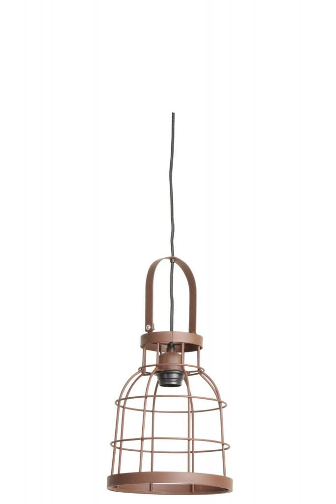 Davidi Design Britany goedkope hanglamp Small Brons