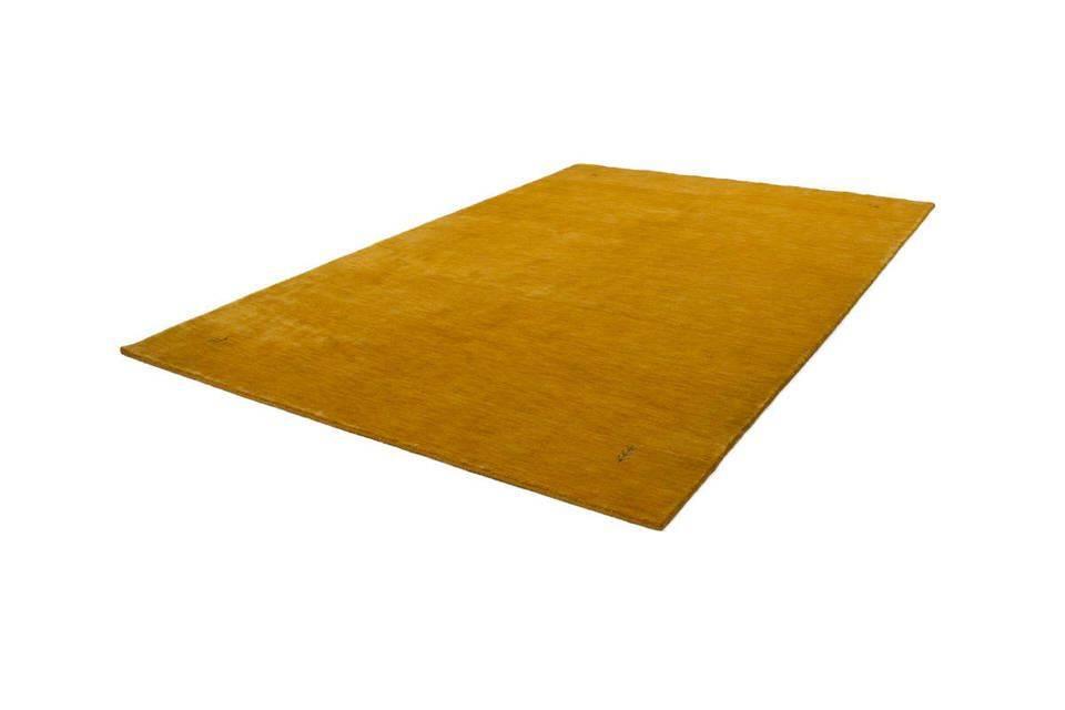 woonkamer Lalee Supreme Vloerkleed 80x150 Geel