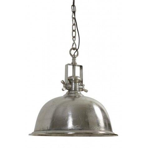 Davidi Design Kennedy goedkope hanglamp Nikkel Large