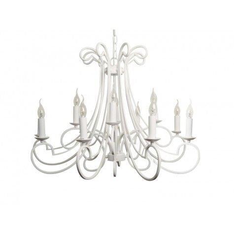Davidi Design Chantelle goedkope hanglamp Wit