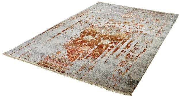 woonkamer Obsession Laos Vloerkleed 200x285 Terra