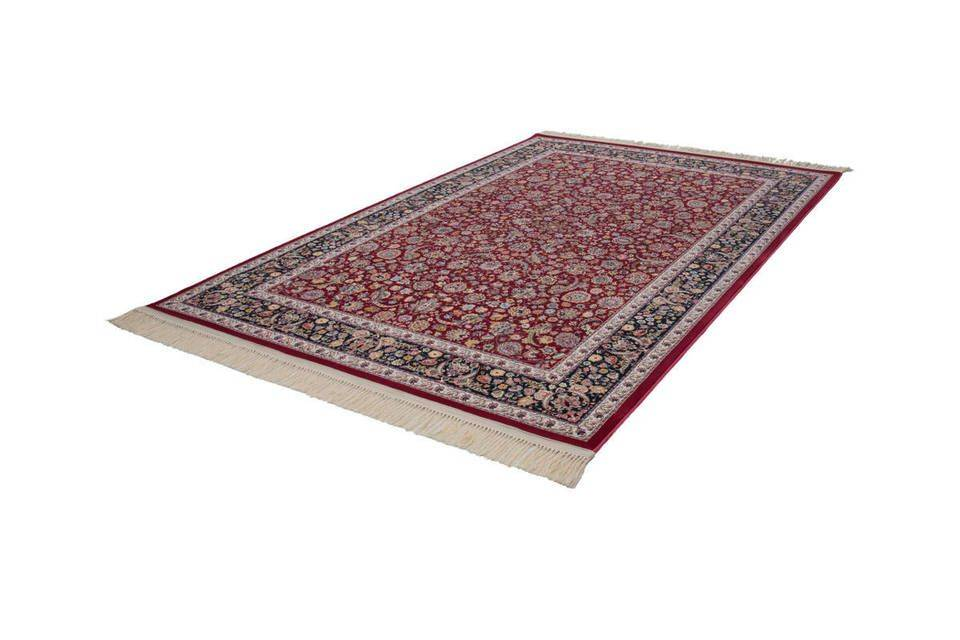 woonkamer Lalee Isfahan Vloerkleed 80x150 Rood 902