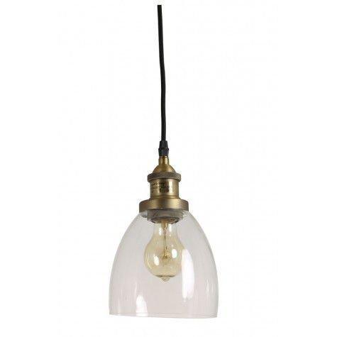 LivLight Ivette goedkope hanglamp Brons