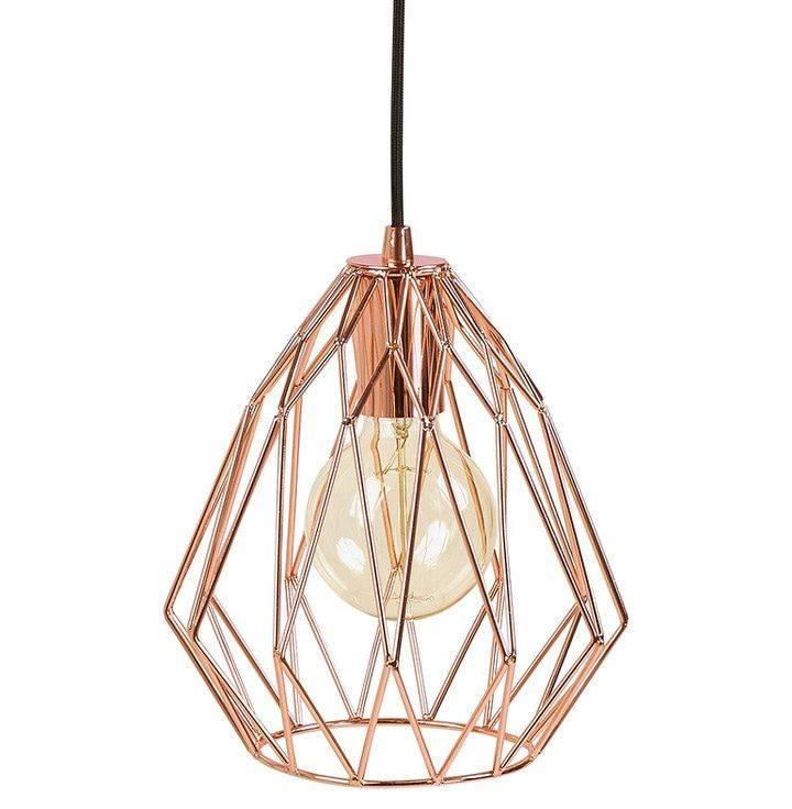 Bondy Living Douwe goedkope hanglamp Koper
