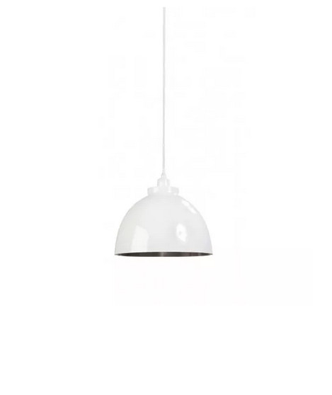 Davidi Design Kylie goedkope hanglamp Wit Nikkel Small