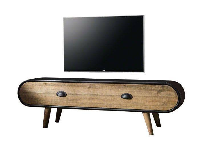 woonkamer Davidi Design Trunk TV meubel