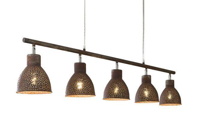 Davidi Design Darkas goedkope hanglamp Bruin