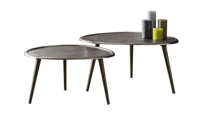 woonkamer Davidi Design Robijn Salontafel Set