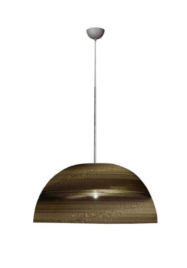 Davidi Design Cody goedkope hanglamp Bruin