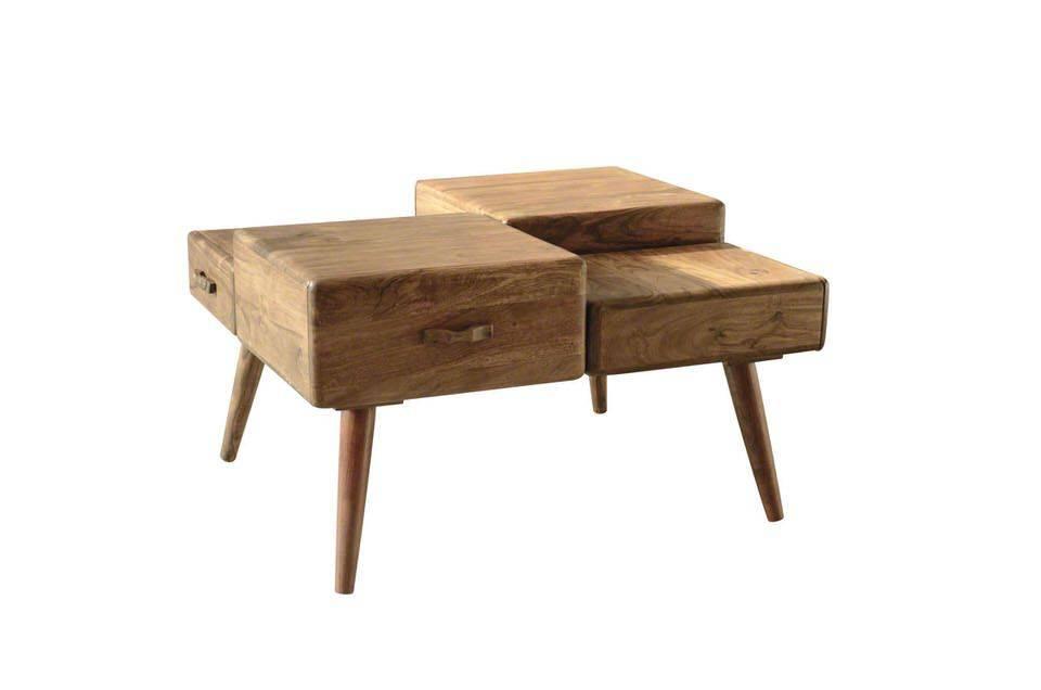 woonkamer Davidi Design Cube Salontafel