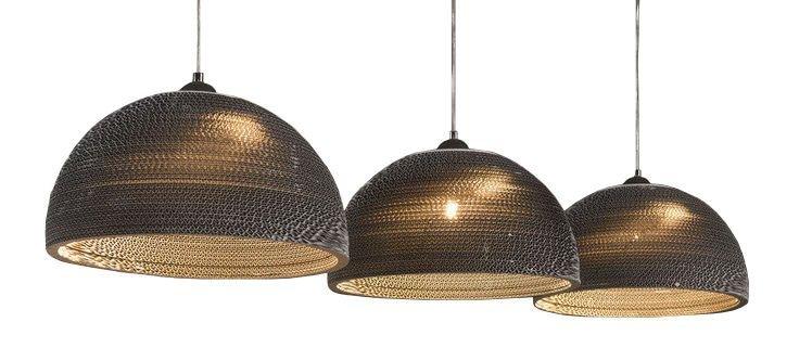 Davidi Design Evan goedkope hanglamp Wit