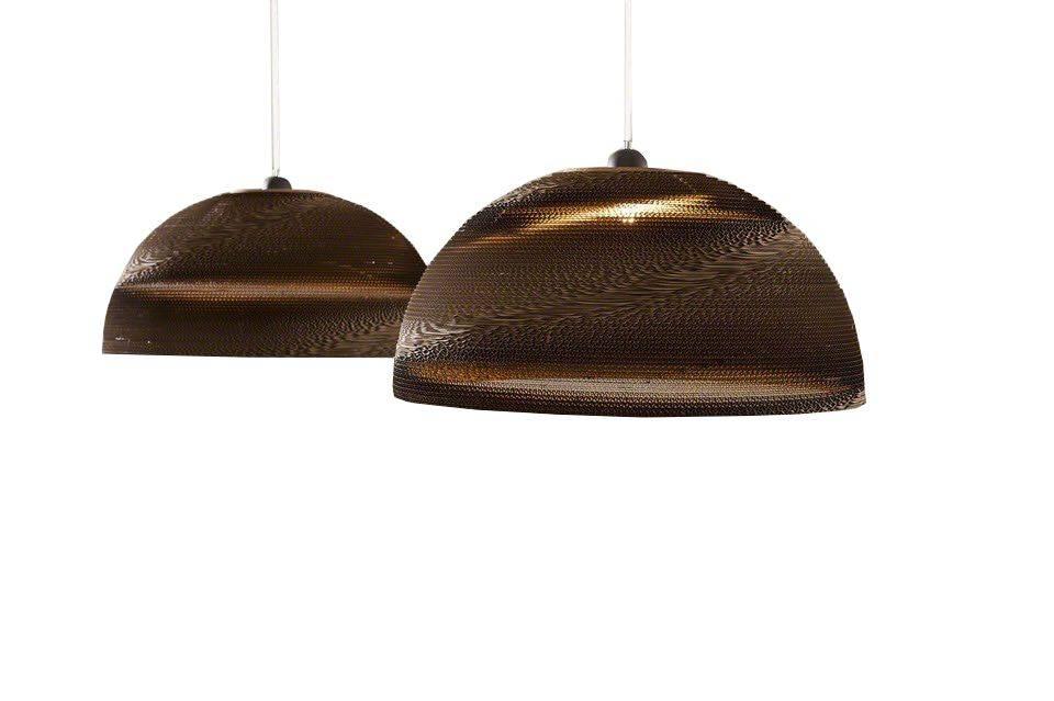 Davidi Design Cody goedkope hanglamp Large Bruin