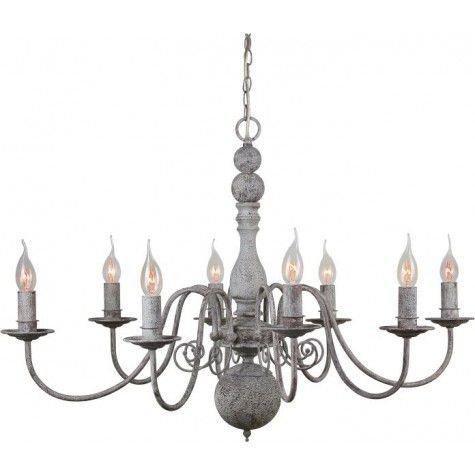 Davidi Design Christina goedkope hanglamp Grijs