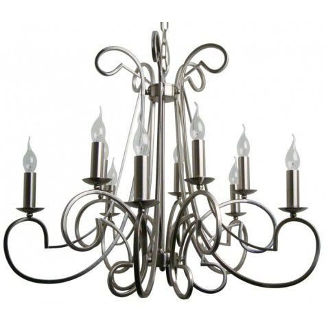 Davidi Design Cathrin goedkope hanglamp Zilver