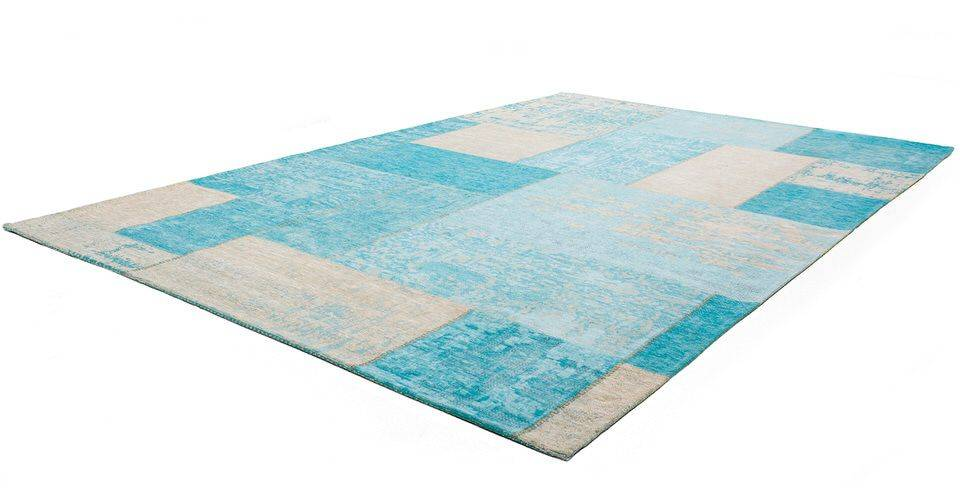 woonkamer Obsession Milano Vloerkleed 60x110 Turquoise