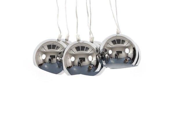 Bondy Living Siegen goedkope hanglamp Chroom