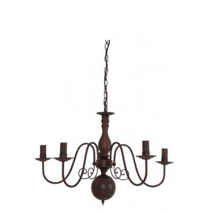 Davidi Design Christina goedkope hanglamp Roest Small
