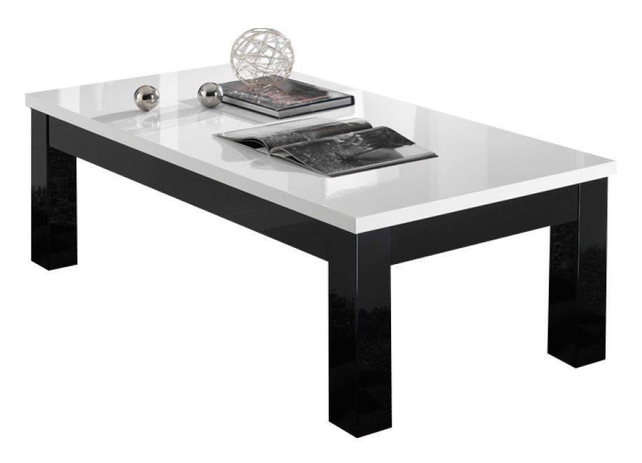 woonkamer Davidi Design Zenos Salontafel HG Zwart Wit