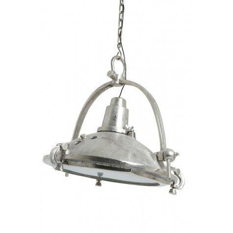 Davidi Design Anoek goedkope hanglamp Large Zilver