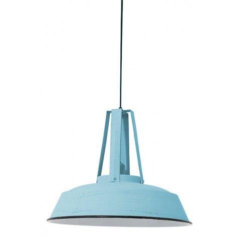 Davidi Design Inez goedkope hanglamp Lichtblauw Small